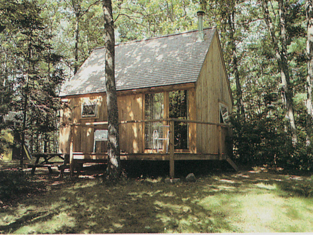 Cabin Rentals – Lake Pemaquid Campground